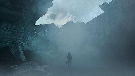 Ve Debajo del glaciar. Episodio1 de la temporada1. Serie Katla Netflix 2021